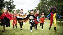 10 fantasias para as crianças aproveitarem o Halloween