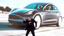 Panasonic CEO says Tesla's Elon Musk a 'genius' who can be 'overly optimistic'
