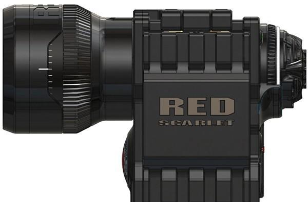 RED delivers new rendering of Scarlet 3K camera