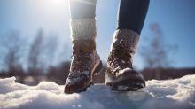 Warme Füße auch ohne dicke Winter-Boots – so geht's!