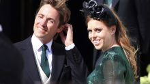 Princess Beatrice marries in private ceremony at Windsor
