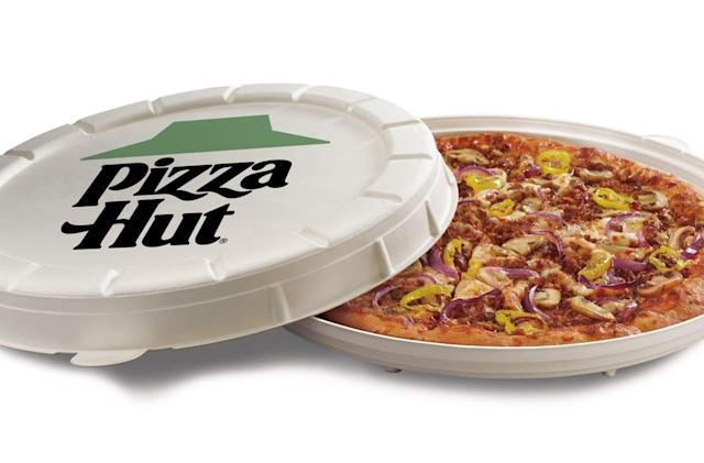 Pizza Hut is testing pies with plant-based 'Incogmeato' sausage