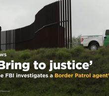 AP source: Border patrol agent may have fallen