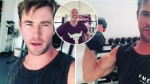 Chris Hemsworth's special message for his fans