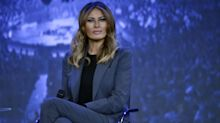 Melania Trump defends controversial White House holiday decorations: 'I think they look fantastic'