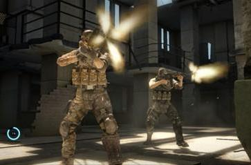 Army of Two info and screens