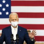 Biden tries to keep Wisconsin voters' attention on Trump's pandemic response