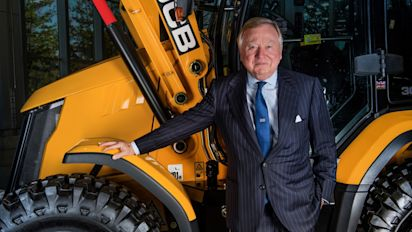 JCB's Lord Bamford reignites CBI row claiming Brexit-businesses are not represented by big trade bodies