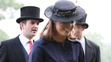 Princess Eugenie makes romantic tribute to fiancé Jack Brooksbank with her hat