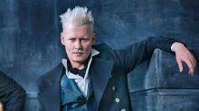 Backlash as director David Yates defends Johnny Depp casting in Fantastic Beasts 2
