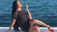 Silvero Pereira posa em Cannes e homenageia Sonia Braga: 'Minha versão Gabriela'