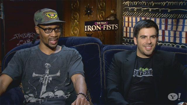 'The Man With the Iron Fists' Insider Access
