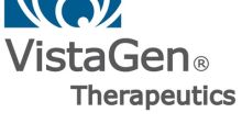 VistaGen Reports Topline Phase 2 Results for AV-101 as an Adjunctive Treatment of Major Depressive Disorder