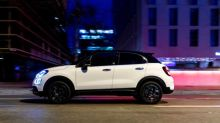 FIAT Celebrates 120th Anniversary With Special-edition Two-tone 2019 500X
