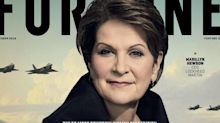 Lockheed Martin's Marillyn Hewson tops Fortune's list of most powerful women in business