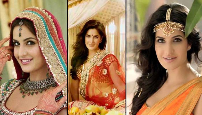 8 Best On-Screen Indian Bridal Looks Of Katrina Kaif That