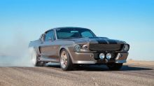 Like classic Mustangs that make over 600 horsepower? Then this 'Gone in 60 Seconds' Eleanor homage is for you