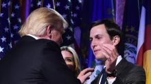Jared Kushner to lead new White House 'office of innovation' as other government departments face cuts