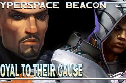 Hyperspace Beacon: Loyal to their cause