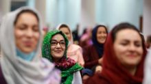 'Peace where rights aren't trampled': Afghan women's demands ahead of Taliban talks