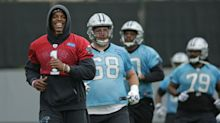 Panthers hid secret message in tweets ... and it's awesome