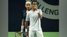 Indian pair of Purav Raja, Ramkumar Ramanathan cruise to quarters in Ferrero Challenger Open