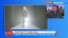 Britney Spears forced to pay almost $600k to her dad's legal team