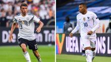 Euro: choc France-Allemagne, entrée des champions portugais