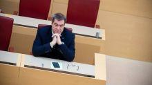 Wird CSU-Chef Markus Söder vom Virusbekämpfer zum Kanzlerkandidaten?