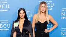 Khloé Kardashian shuts down troll over sister Kim's use of a surrogate: 'Try informing yourself first'
