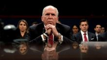 Trump taunts former CIA director to sue over revoked security clearance