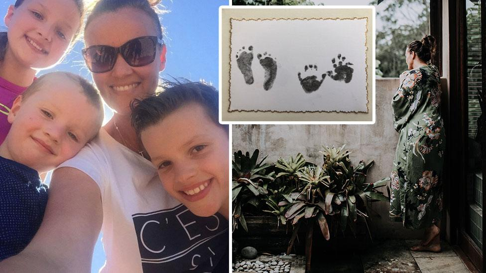 Aussie mum shares heartbreaking reality of losing a child