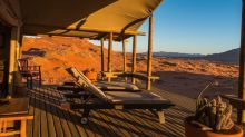 Wolwedans Dune Lodge, Namibia - hotel review