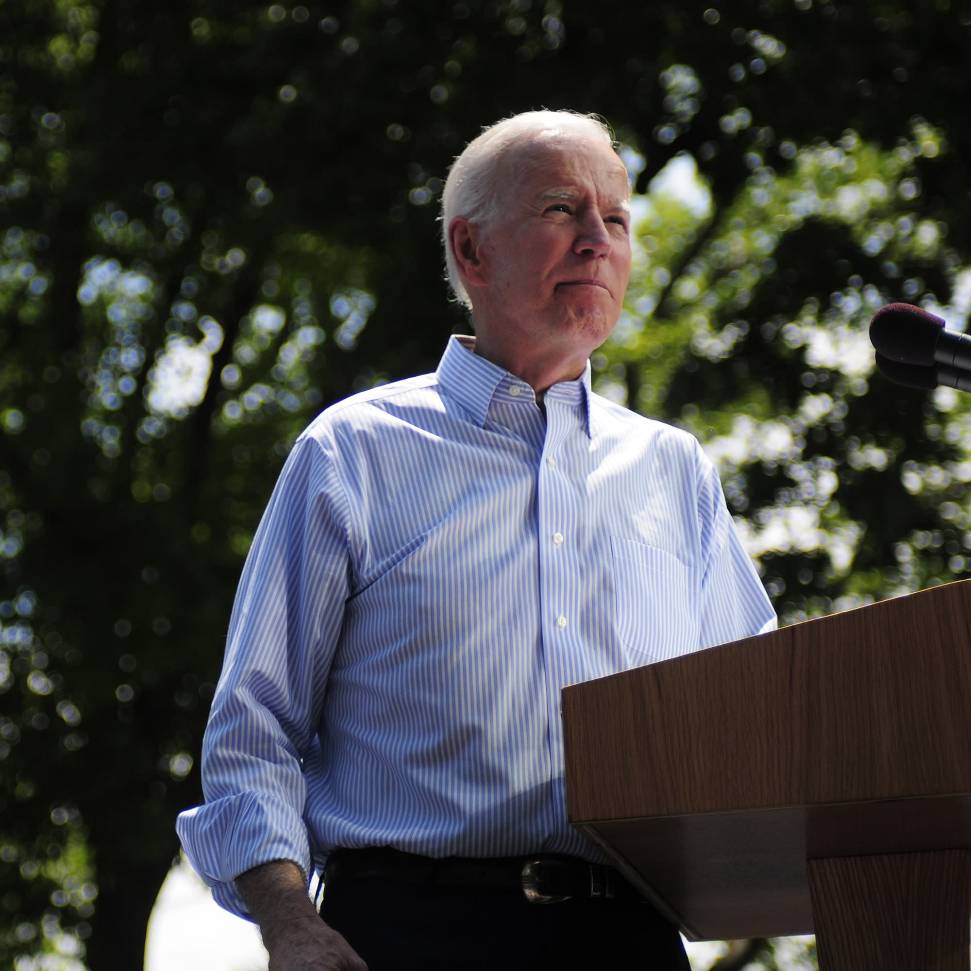 North Carolina man accused of threatening to kill Joe Biden