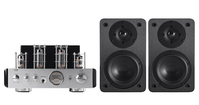 Engadget giveaway: Win a stereo tube amp system courtesy of Monoprice!