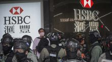 Backlash over HSBC and Standard Chartered's support for China's Hong Kong security law