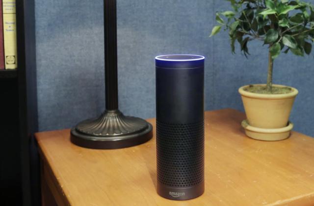 Amazon's Echo speaker guides you through workouts