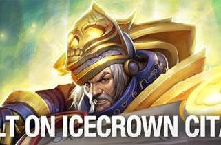 WoW TCG Assault on Icecrown Citadel 4-player game now available