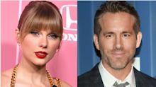 Taylor Swift Teams Up With Ryan Reynolds To Debut New Version Of 'Love Story'