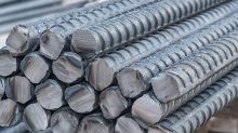 China Economy: Steel Prices Help Boost Industry Output