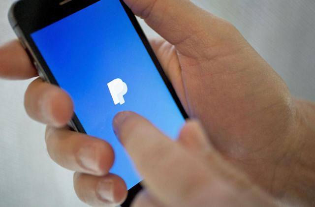 PayPal 'instantly' transfers money to your bank account