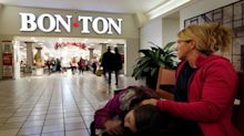 Department store chain Bon-Ton files for bankruptcy protection