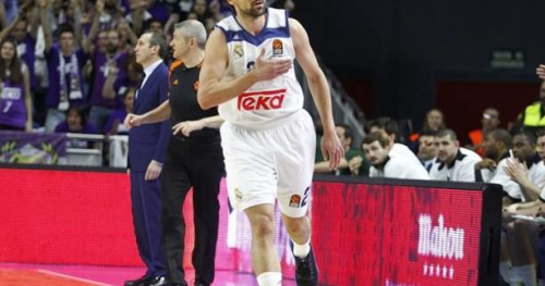 Basket - Euroligue (H) - Le Real s'impose en douceur face à Istanbul