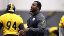 Steelers reinstate assistant coach Joey Porter, who was put on leave Monday