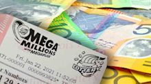 'So close': Sydney woman one number off $183 million lotto win