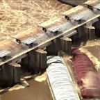 Two Barges Sink After Hitting Dam in Oklahoma