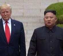 Trump warns Kim Jong-un over denuclearisation after North Korea touts 'important test' at rocket launch site