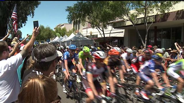 Amgen Tour of California Kicks Off
