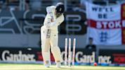 It could have been worse! England's lowest Test totals