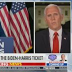 Mike Pence reacts to Kamala Harris as Biden's running mate: 'It's on'